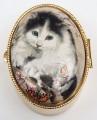 Lékovka velký ovál kočička D