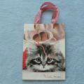 Dárková taška kočička