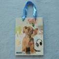 Dárková taška kokršpaněl štěně