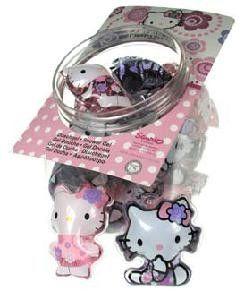 Pěna do koupele Hello Kitty Flowers