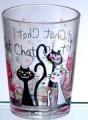Plastový kelímek Tři Kočičky