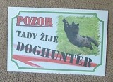 Tabulka Tady žije Doghunter