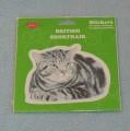 VELKÉ SAMOLEPKY BRITISH SHORTHAIR - kočka britská