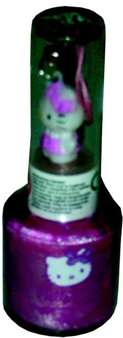 Lak na nehty Hello Kitty 9 ml
