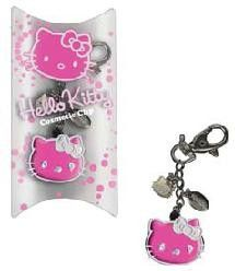 Lesk na rty Hello Kitty - klíčenka