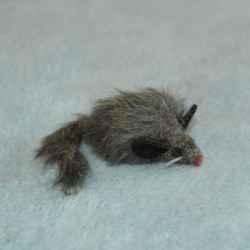 Myš - hračka pro kočky