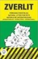 Zverlit zelený 10 kg hrubá podestýlka pro kočky